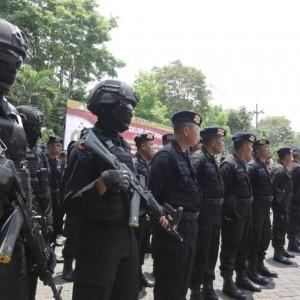 Beraksi Saat Covid-19, Pelaku Kejahatan Siap-Siap Ditembak Anggota Polres Malang