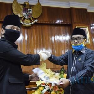 Masih Banyak Pembenahan, DPRD Trenggalek Sampaikan 9 Rekomendasi LKPJ Bupati 2019
