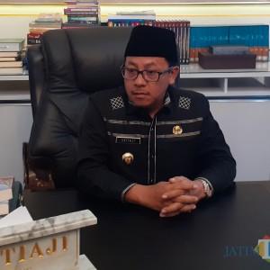 Sudah Ada Pedagang PDP Covid-19, Pemkot Malang Baru Buat Skema Jarak Aman di Pasar Rakyat