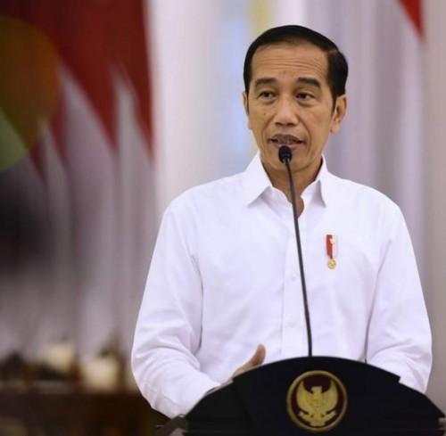 Presiden RI Joko Widodo (Foto: Instagram @jokowi).