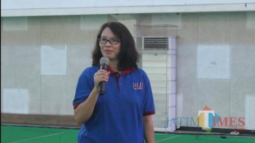 Kepala DLH Kota Malang, Rinawati (Igoy)