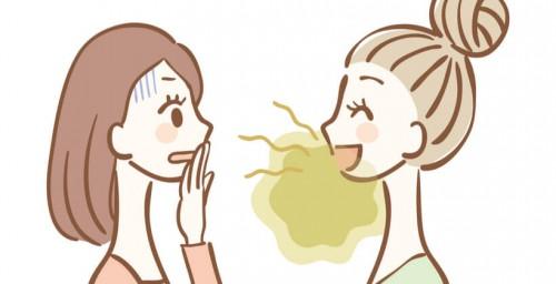 Ilustrasi bau mulu (Foto: Cairns Precision Dental Group)