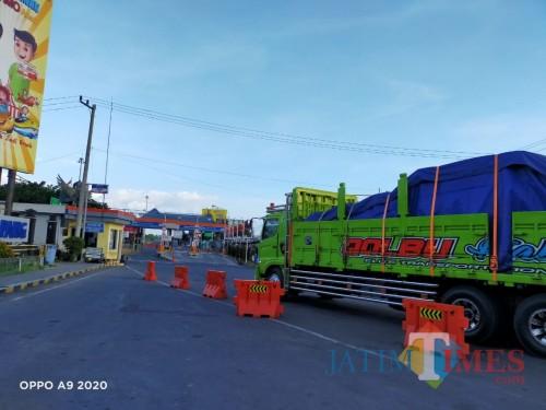 Suasana kawasan Pelabuhan Ketapang Banyuwangi (Nurhadi Banyuwangi Jatim TIMES)