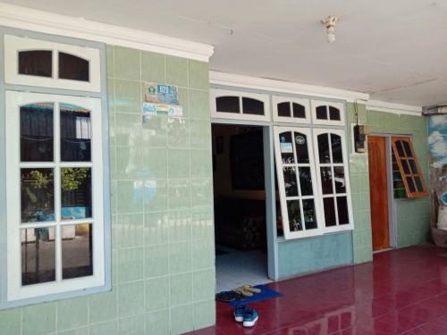 Rumah warga Karangbesuki yang dibobol maling saat ditinggal shalat tarawih (Ist)