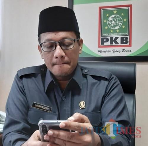 Anggota DPRD Jatim Chusainuddin