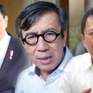Riset Indef, Tiga Menteri Ini Raih Sentimen Negatif Tertinggi Soal Tangani Covid-19