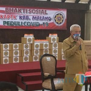 Kasus Covid-19 Meningkat, Kabupaten Malang Bersiap Terapkan PSBB