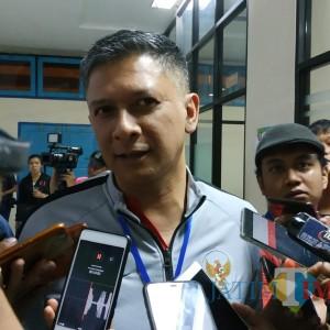 Merasa Punya Utang ke Kota Malang, Waketum PSSI Lakukan Ini