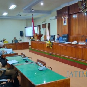 SOTK Bakal Dirombak, Pansus III DPRD Trenggalek Fokus Tiga Pembahasan