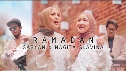 Bikin Adem, Lagu Ramadan dari Nissa Sabyan dan Nagita Slavina Trending YouTube