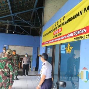 1.176 Pemudik Tiba di Kota Blitar, Pemkot Siagakan Petugas di Stasiun dan Terminal