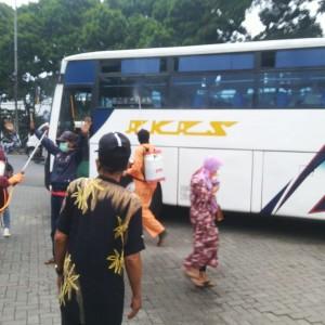 Petugas Check Point Kota Malang Dapati Penumpang Berstatus ODP dari Bali