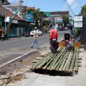 Ditarget Pertengahan Mei, Jembatan di Jalan Semeru Bakal Dibangun