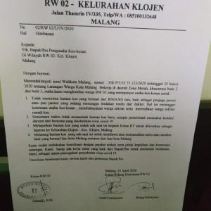 Heboh, Tenaga Medis di Kota Malang Curhat Diusir dari Indekos