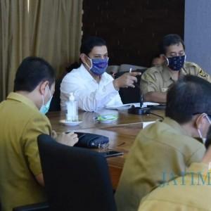 Wali Kota Kediri Instruksikan Kepala Kelurahan Proaktif Data Warga yang Butuh Bantuan