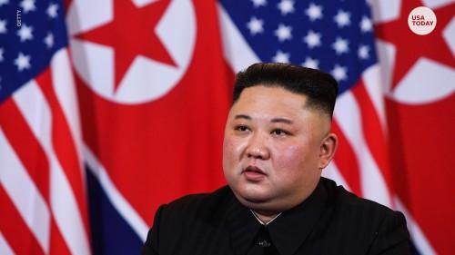 Kim Jong Un (Foto: USATODAY.com)