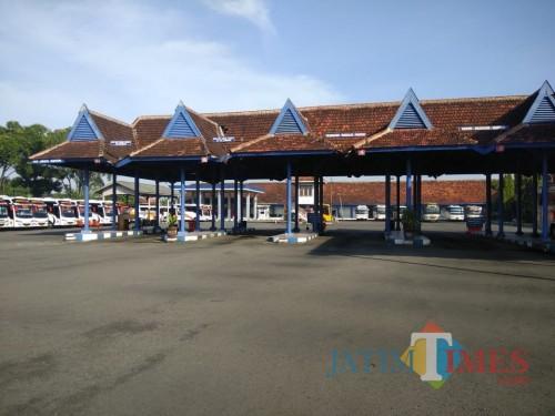 Imbas PSBB, 41 Bus Jurusan Blitar-Surabaya Stop Beroperasi