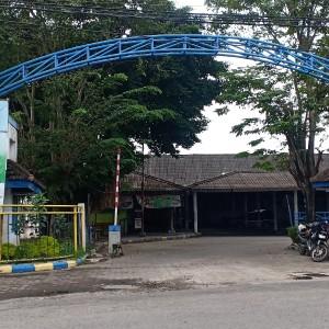 Imbas PSBB Surabaya Raya dan Jakarta, Terminal Purboyo Madiun Sepi