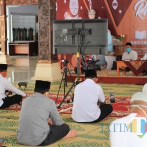 Ramadan di Tengah Pandemi Covid-19, Pemkab Blitar Gelar Tadarus Online