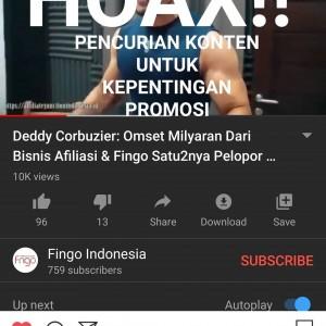 Deddy Corbuzier Berang, Konten YouTube-nya Dicuri Orang