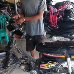 Nyolong Motor Pengamen, Pemuda Papungan Blitar Lebaran di Penjara