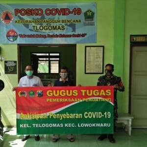 Usai Dirawat di RSUD Kota Malang, Pasien Reaktif Covid-19 Asal Tlogomas Karantina Mandiri
