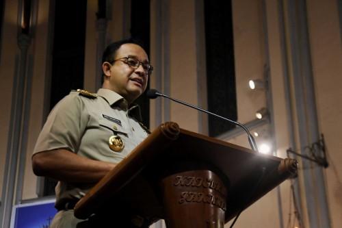 Gubernur DKI Jakarta, Anies Baswedan (Foto: Media Indonesia)