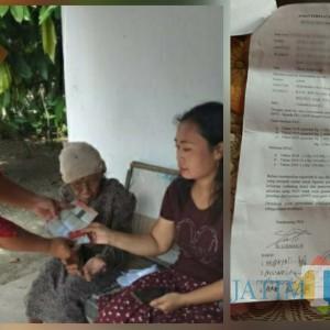 Akhirnya Pendamping PKH Kembalikan Bantuan Nenek Sami, Begini Pengakuannya..