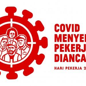 Miris! Peringatan Hari Buruh 2020 di Indonesia Diwarnai Aksi PHK