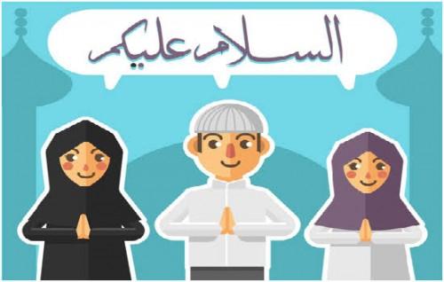Salam Assalamu'alaikum (Foto: Tebuireng Online)