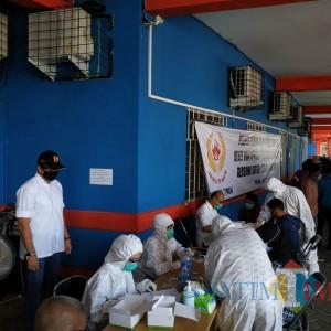 Atlet Puslatda Jatim di Malang Raya Jalani Rapid Test