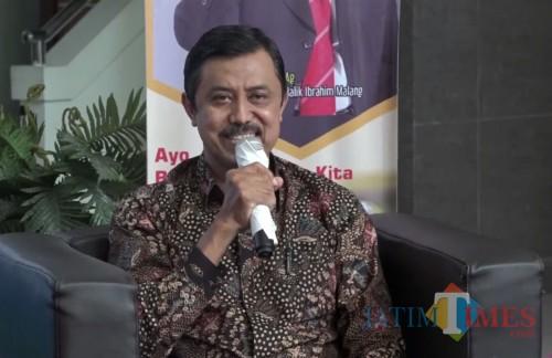 Dosen Biologi Fakultas Saintek UIN Malang, Dr Eko Budi Minarno MPd. (Foto: istimewa)