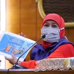 PSBB Tekan Angka Covid-19 di Sidoarjo dan Gresik, Surabaya Tambah 496 Kasus
