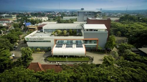 Hadir Sejak 2014, Persada Hospital Menjadi Rumah Sakit Tipe B Akreditasi Paripurna Pertama di Malang