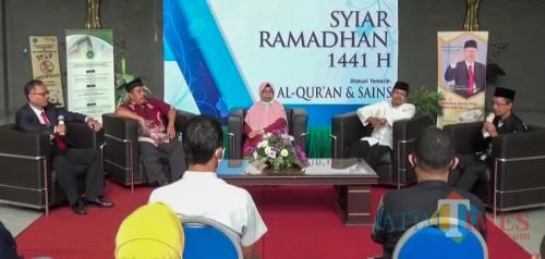Diskusi Alquran dan Ekonomi UIN Malang, Ungkap Rambu-Rambu Penting Kehidupan