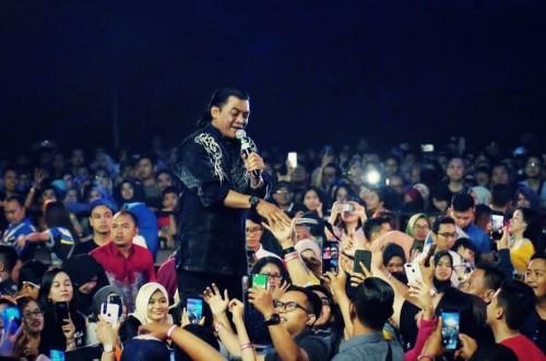 Didi Kempot Sumbang Miliaran untuk Masyarakat Terdampak Covid lewat NU-Muhammadiyah