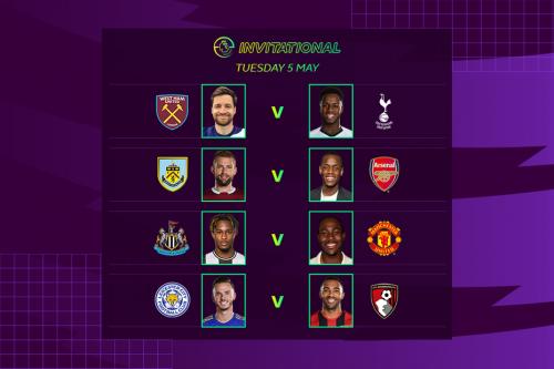 Matchday e-Premier League Invitational (EPL)