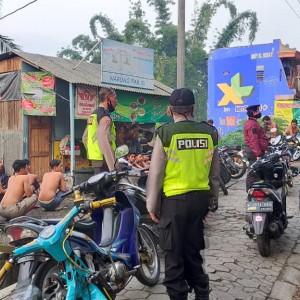 Lagi, Puluhan Remaja Balap Liar Diciduk Polresta Malang Kota