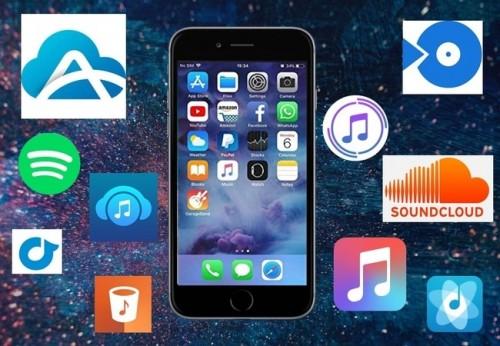 Foto utama Aplikasi Musik (Foto: AirMore)