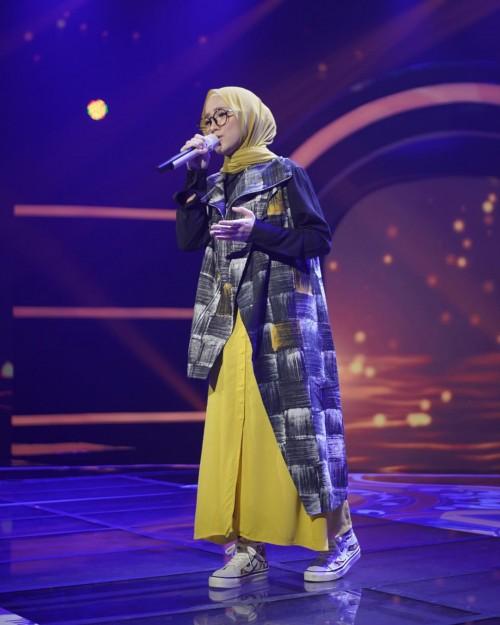 Nyanyikan Lagu Cinta di Acara Ngabuburit, Nissa Sabyan Tuai Kontroversi