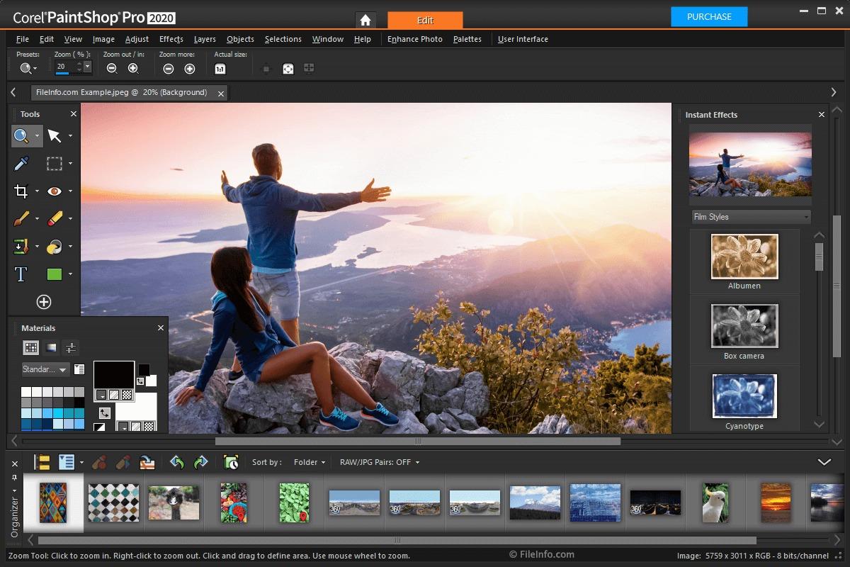 aplikasi edit foto dengan equalizer
