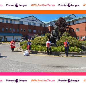 Peduli Sesama di Tengah Covid-19, The Reds Sumbang Liverpool Women's Hospital