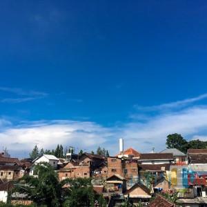 Profesor UB Sebut Konsentrasi NO2 Turun Signifikan Sebabkan Langit Kembali Biru