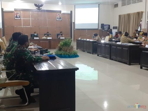 Langgar Aturan PSBB, Pemkot Malang Siapkan Teknis dan Sanksi Melalui Perwal