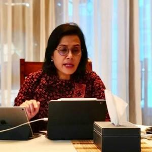 Menteri Keuangan Sri Mulyani Pastikan THR Cair Paling Lambat Jumat Pekan Ini