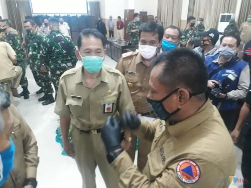 Pemerintah Kabupaten Malang Siap PSBB Sesuai Arahan Gubernur Jatim