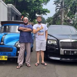 Raffi Ahmad Ingin Tukar Oplet Si Doel dengan Rolls Royce, Begini Reaksi Rano Karno