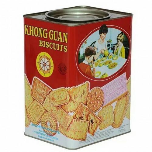 Salah satu sajian legendaris Khong Guan. (Foto: Shopee)