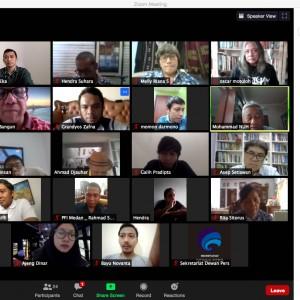 Resmi, Organisasi Pewarta Foto Indonesia Jadi Konstituen Dewan Pers