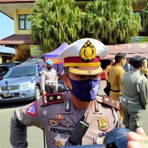 Travel Gelap Nekat Bawa Penumpang Masuk Kota Malang saat PSBB, Pasal 308 Menanti